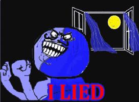 I lied!